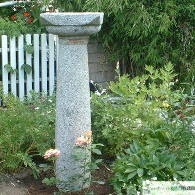 antike Säulen bei Kunden