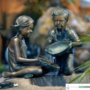 Rottenecker Bronzefiguren