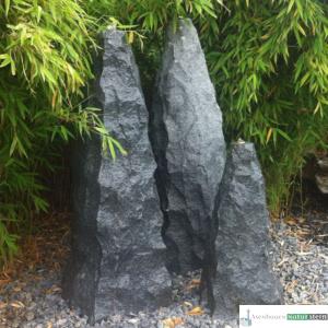Obelisken in verschieden Größen