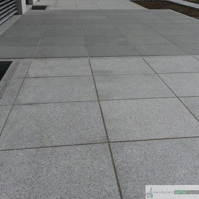 Terrassenplatten Gelb Asenbauer Naturstein