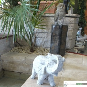 Elefanten, Rottenecker Bronze Eule