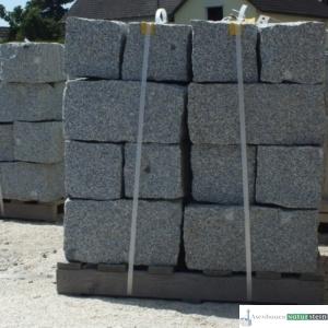 Granit-Mauersteine 40x20xh20 oder 40x20xh10 cm