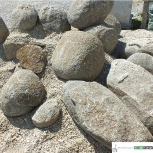 Bayerwald-Granit-Findlinge, in versch. Größen