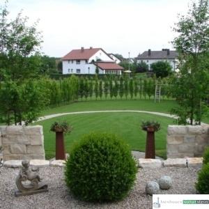 Jurakalk- Mauersteine, h25 cm