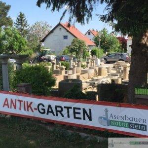 NEU!!! Unser ANTIK-GARTEN