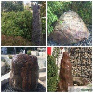 Quellsteine und Obelisken
