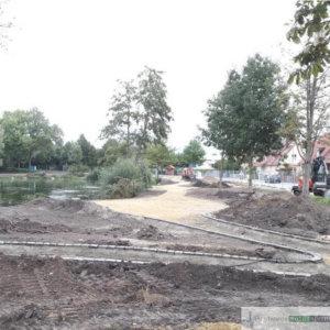 Umgestaltung Metzweiher, 2017