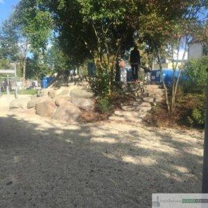 Neugestaltung Spielplatz an der Metz