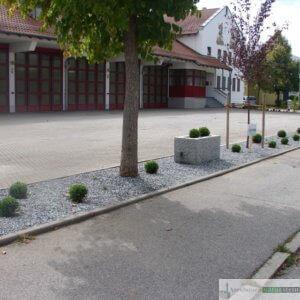 Umgestaltung Feuerwehr Ergolding 2010